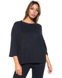 Armani - Over-size Sweatshirt - Lyst