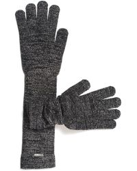 Guess | Long Gloves | Lyst