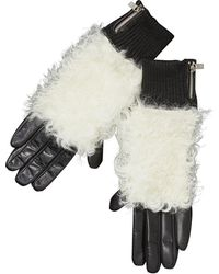 Scotch & Soda - Biker Gloves - Lyst