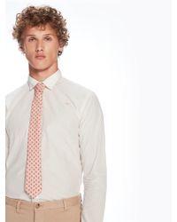 Scotch & Soda - Printed Tie - Lyst