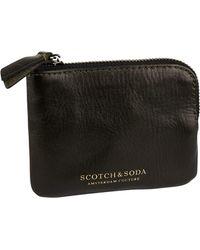 Scotch & Soda - Zip-up Coin Wallet - Lyst