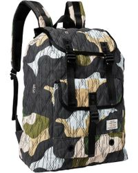 Scotch & Soda - Quilted Backpack - Lyst