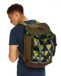 Scotch & Soda | Mixed Backpack | Lyst