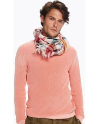 Scotch & Soda - Colourful Scarf - Lyst