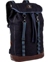 Scotch & Soda | Denim Backpack | Lyst