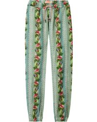 Scotch & Soda - Woven Pants The Pool Side - Lyst