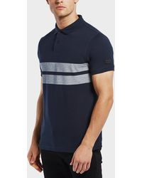 Barbour - International Spark Short Sleeve Polo Shirt - Lyst