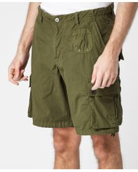 Pretty Green - Combat Short - Lyst