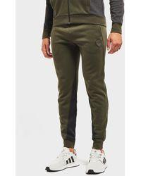 EA7 - Premium Cut And Sew Fleece Pants - Exclusive - Lyst