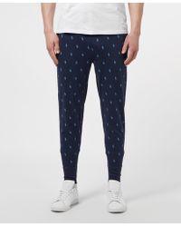 Polo Ralph Lauren - Underwear Print Fleece Pants - Online Exclusive - Lyst