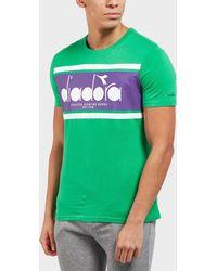 Diadora - Spectra T-shirt - Lyst