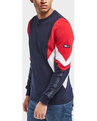 Tommy Hilfiger - Symmetrical Crew Sweatshirt - Lyst