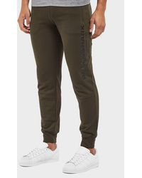 Paul And Shark - Carbon Cuffed Track Pants - Lyst