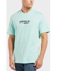 adidas Originals - Kaval Short Sleeve T-shirt - Lyst