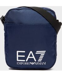 EA7 - Train Core Small Items Bag - Lyst