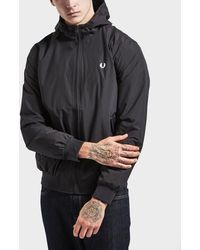 Fred Perry - Brentham Lightweight Jacket - Exclusive - Lyst