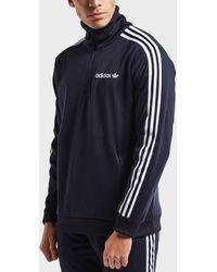 Adidas Originals | Minoh Half Zip Sweatshirt | Lyst