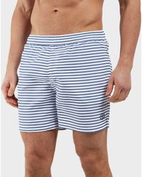 Henri Lloyd - Abridge Stripe Swim Shorts - Online Exclusive - Lyst