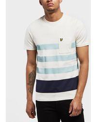 Lyle & Scott - Short Sleeve Pocket T-shirt - Lyst