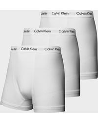 Calvin Klein - 3 Pack Boxer Shorts - Lyst
