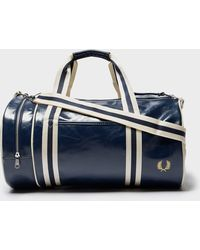 Fred Perry - Classic Barrel Holdall - Lyst
