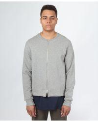 Sefton - Zip Through Sweatshirt - Lyst