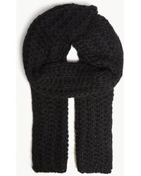 UGG - Knitted Roving Scarf - Lyst