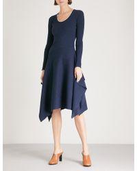 Sportmax - Gerba Knitted Dress - Lyst