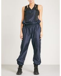 Ivy Park - Harness-detail Shell Jumpsuit - Lyst