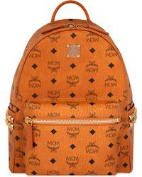 MCM - Stark Stud Detail Small Backpack - Lyst