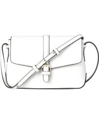 L.K.Bennett - Megan Mini Leather Cross-body Bag - Lyst
