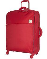 Lipault - Inès De La Fressange Four-wheel Suitcase 72cm - Lyst