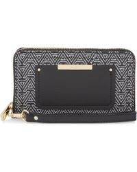 ALDO - Choctaw Leather Multi-function Wallet - Lyst
