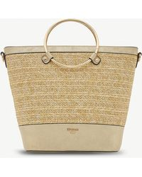 Dune - Diggyy Woven Tote Bag - Lyst