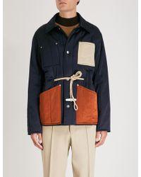 Maison Margiela - Drawstring-waist Shell Jacket - Lyst