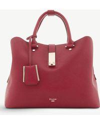 Dune - Diella Faux-leather Shopper Handbag - Lyst