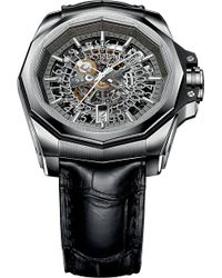 Corum - Admiral's Cup Ac-one Squelette Watch - Lyst