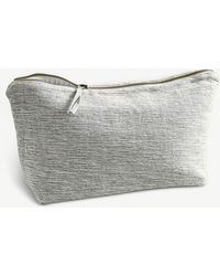 The White Company - Cotton Wash Bag - Lyst
