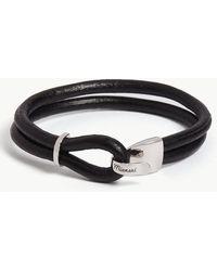 Miansai - Mason Wrap Leather Bracelet - Lyst