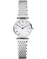 Longines - L42094116 La Grande Classique Watch - Lyst