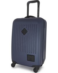 Herschel Supply Co. - . Navy Blue Trade Four Wheel Small Suitcase - Lyst