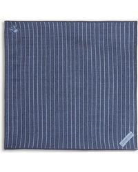 Corneliani - Polka Dot Pocket Square - Lyst