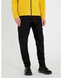 Stone Island - Relaxed-fit Shell Trousers - Lyst