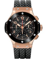 Hublot - 406.om.0180.rx Big Bang Unico Perpetual Calendar Watch - Lyst