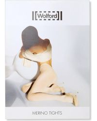 Wolford - Merino Wool Tights - Lyst