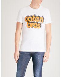 DSquared² - Slogan-print Cotton T-shirt - Lyst