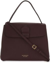 Burberry | Camberley Medium Grained Leather Shoulder Bag | Lyst