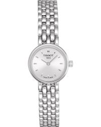 Tissot - T058.009.11.031.00 Lovely Stainless Steel Watch - Lyst