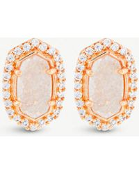 Kendra Scott - Cade 14ct Rose Gold-plated - Lyst