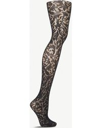 Wolford - Daphne Knitted Tights - Lyst